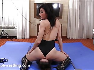 Little Brat Bitch Discipline - Facesitting Humiliation
