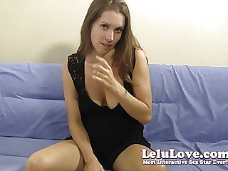 She spreads her pussy and asshole and talks you to orgasm