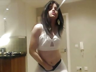 Horny Crossdressing Bitch (No Names in Comments)