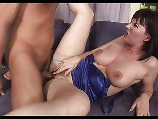 Hot Milf Fucking Young Stud