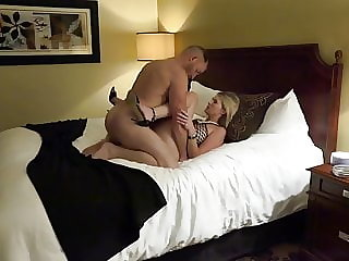 Wife Playing With Her BF