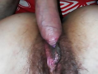 Enjoying my wife 2