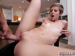 Teen sucks white dick Small Girl Problems