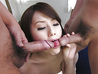 Astounding sex at home with sexy Runa  - More at Slurpjp.com