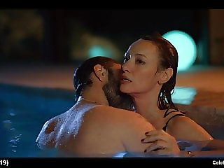 Berta Galo & Natalia Verbeke topless and rough sex scenes