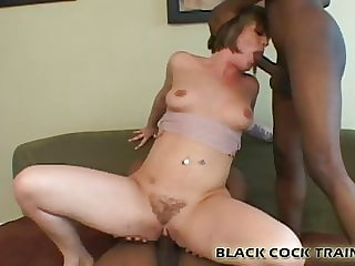 I will allow you to watch me get banged by black guys