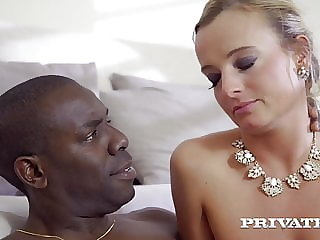 Private.com - Beautiful Victoria Pure Does Dark Dick Anal!