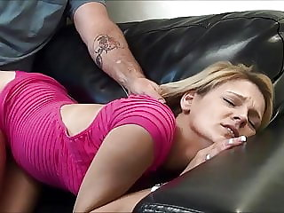 Teen Hope Harper Acts Tipsy To Fuck StepDaddy