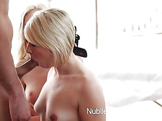 Nubiles Casting - Creampie cutie wants to be a pornstar