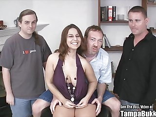 Big Tit Lexxxi Lockhart Bukkake Gang Bang Fuck Party