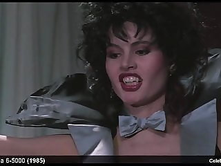 Geena Davis & Ksenia Prohaska sexy and striptease scenes