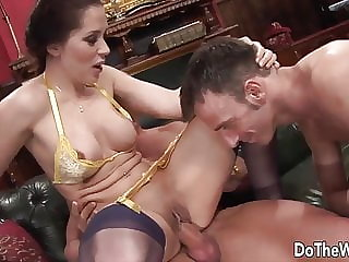 Do the Wife - Pounding Brunette Wives Compilation Part 3