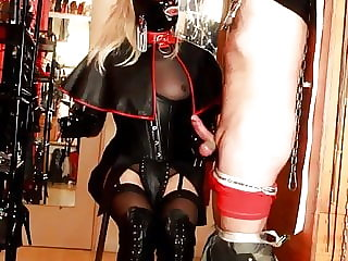 Fascinated by my boots - part one