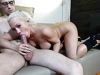 LETSDOEIT On His Birthday, This Guy Fucks Her - Celina Davis