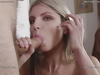 Gina Gerson - Teaching My Lttle Girl to Suck BTS - Part 2