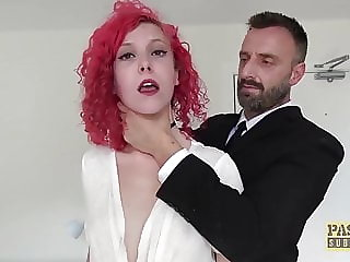 PASCALSSUBSLUTS - Redhead Charlie Ten Submits To BDSM Daddy