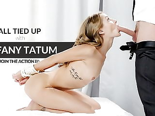LETSDOEIT - Tiffany Tatum Hot Bondage Sex With Kristof Cale