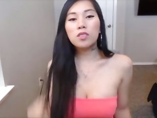 Asian busty doll fantasy who bends to your naughty desire