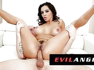 EvilAngel - Hot MILF Offers Her Ass To Younger Coworker