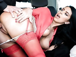 VipSexVault - Amazing Car Fuck With Russian MILF Kira Queen