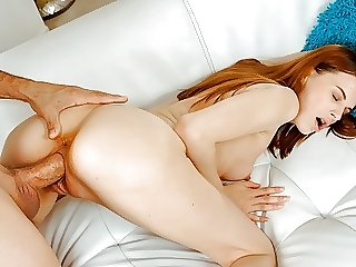 DADDY4K. Experienced male knows how to make a young babe cum
