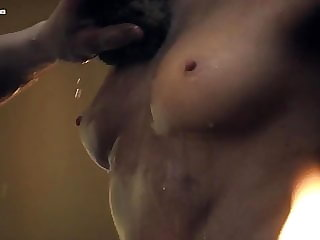 Nude of Spartacus - Anna Hutchison Ellen Hollman and co