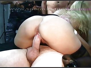 Multi Cumshot Compilation 1 - Sperma-Studio