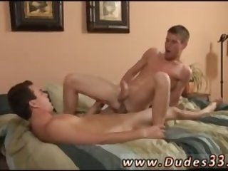 Lots of hardcore gay sex first time Ridge commences off attempting to get