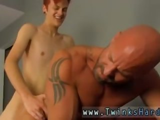 Erotic anal gay xxx Jaboss's son Got Some Muscle Daddy Ass!