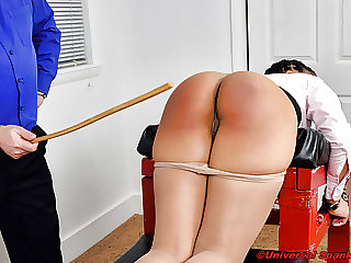The Progressive Punishment Program - Spanking