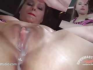 Cum Cum And Creampies Compilation 11 - Sperma-Studio