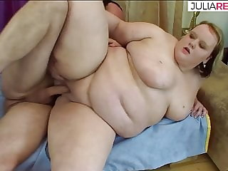 Fat Woman likes to fuck