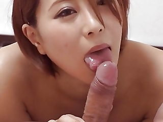 Mikan Kururugi :: Happy Loop Of Titjob And Blowjob 2 - CARIB