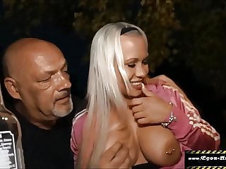 Your cuckold films me fucking you at the party