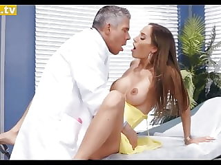Gynecologist Fucks His Sexy MILF Patient - full at ebrazz.tv
