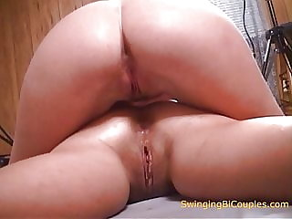 I Shot A Video of Her First Lesbian Experience Part 2