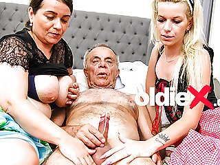 Old Couple gives Maid a Big Raise