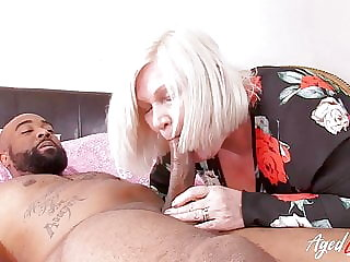 AGEDLOVE – Mature Lady With Two Hardcore Partners