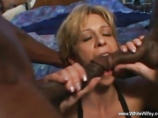 Double Penetration Anal with BBC - threesome Experience