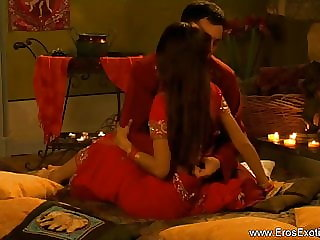 Indian Lovers Go Totally Passionate For Love
