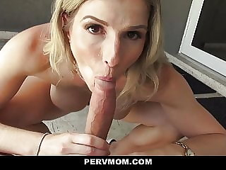 Pissed Off MILF Cory Chase Gets Back At Her Husband