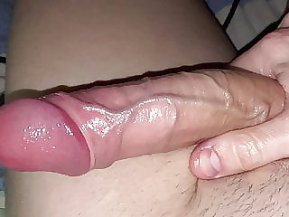4k 60fps! 18 year old dick close-up! Jerking off and cumming
