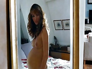 Louise Bourgoin – hot pregnant sex