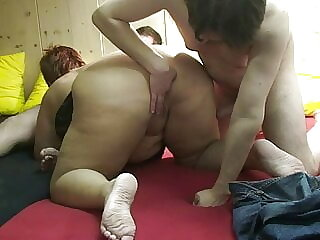 Annadevot - I will be fucked and blow the other cock