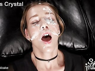 185 Cumshots with Alexis Crystal
