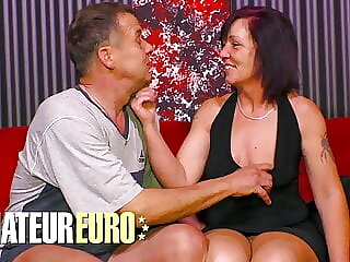 XXX OMAS - German Older Lady Is Ready For Some Hard Fun