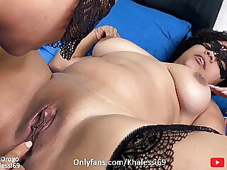 Lesbian Sex, The New Skinny Girl Eats Vagina for the First Time