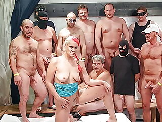 From Amateur to Gangbang Whore