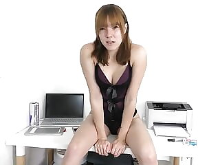 Office scandal! After-work sex in the workplace
