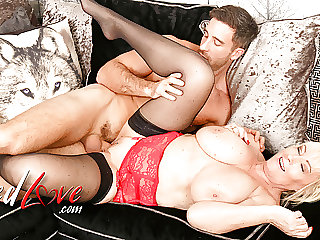 AGEDLOVE – Handy Guy and Horny Mature